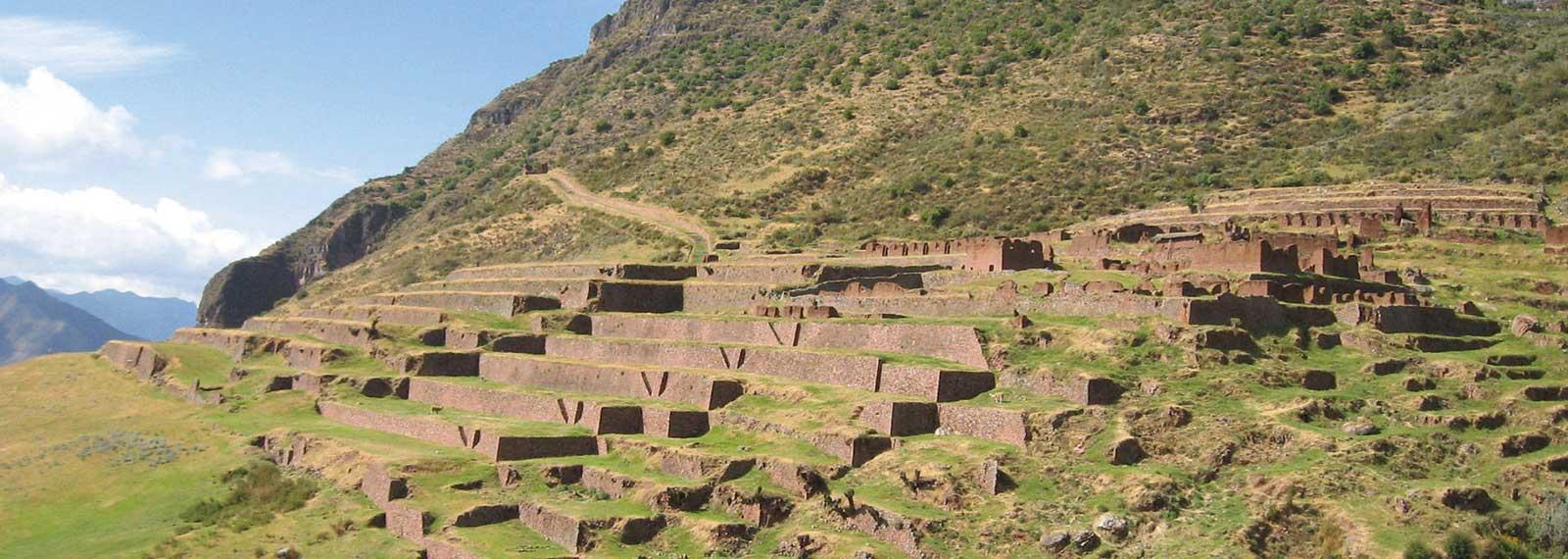 Huchuy Qosqo Trek in the sacred valley