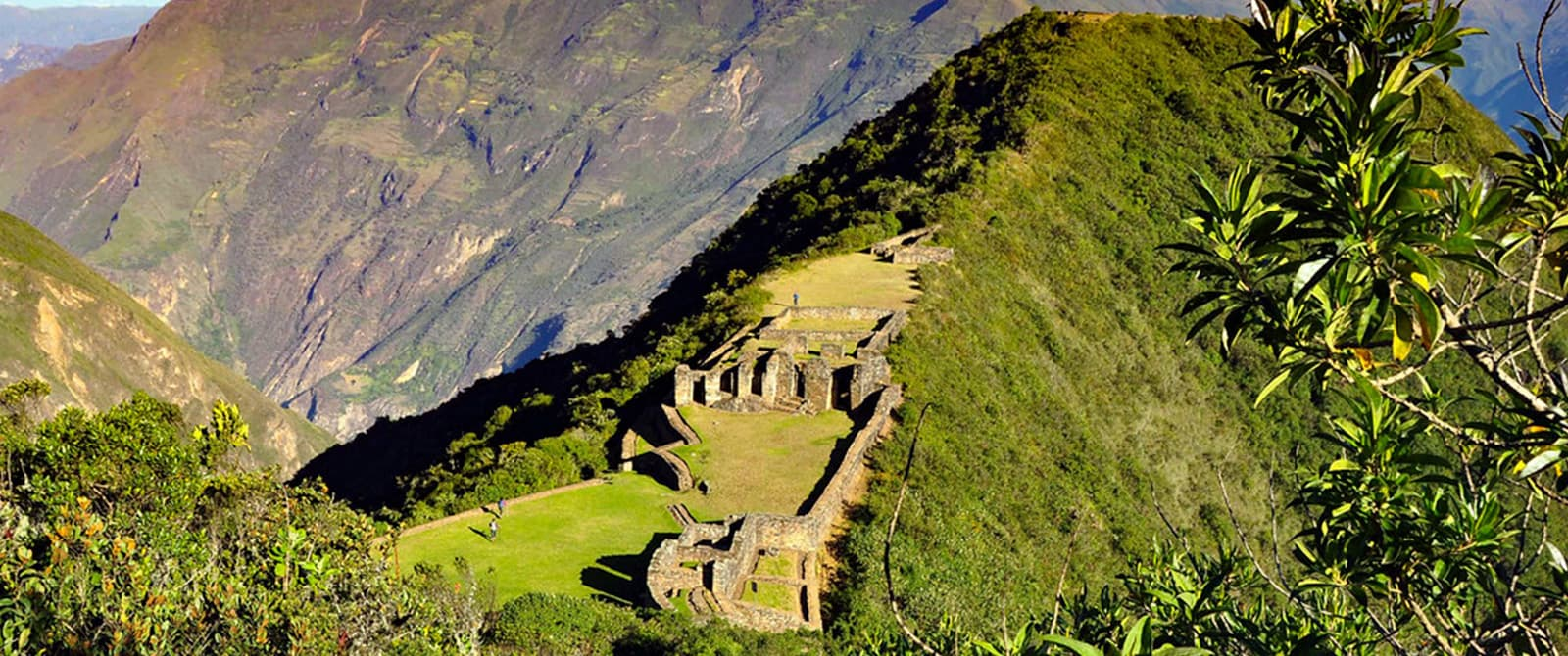 choquequirao full view