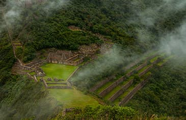 Choquequirao hike exclusive 4 days 3 nights