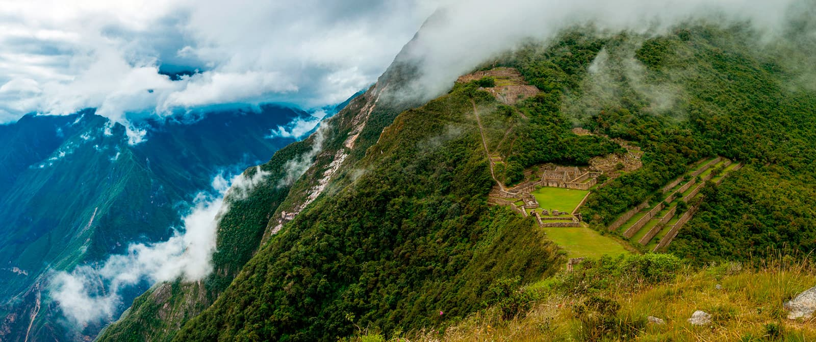 choquequirao trek with kaypi peru