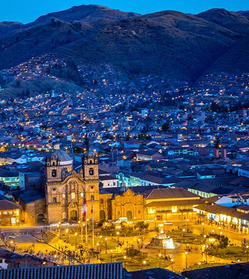 City tour Cusco – Qorikancha – Cathedral – Saqsayhuaman