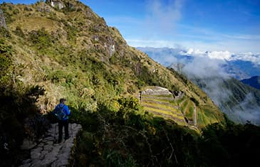 Classic Inca Trail hike 4 days