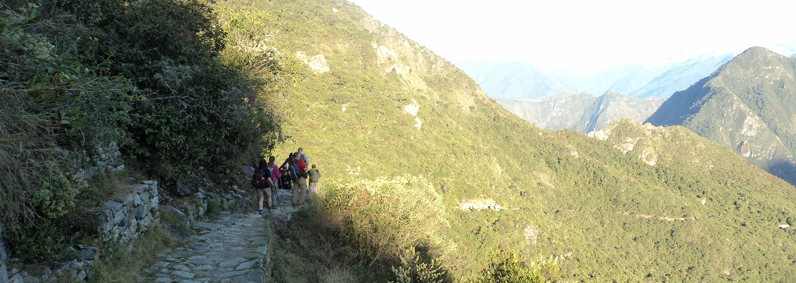 Inti puncu inca trail
