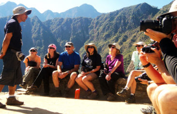 short Inca trail trek to Machupicchu 2 days