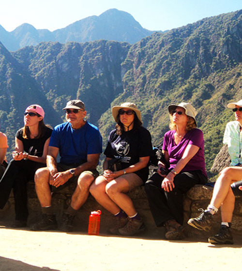 short Inca trail trek to Machupicchu 2 days