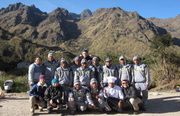 INCA TRAIL EXTENDED ROUTE 7 DAYS 6 NIGHTS