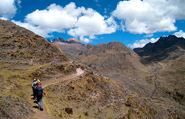 Lares Trek to Machupicchu 4 days
