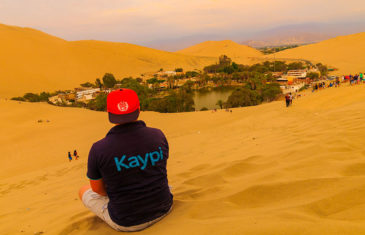 FULL DAY NAZCA LINES – HUACACHINA TOUR