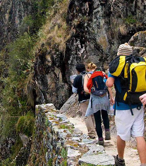 Machu Picchu trek by inca trail 5 days
