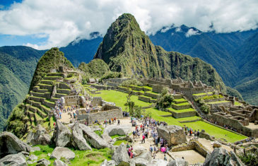 Tour to Machupicchu 4 days 3 nights