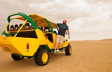 Huacachina  and Nazca Lines tour Full Day