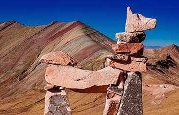 Rainbow mountain hike Palcoyo full day