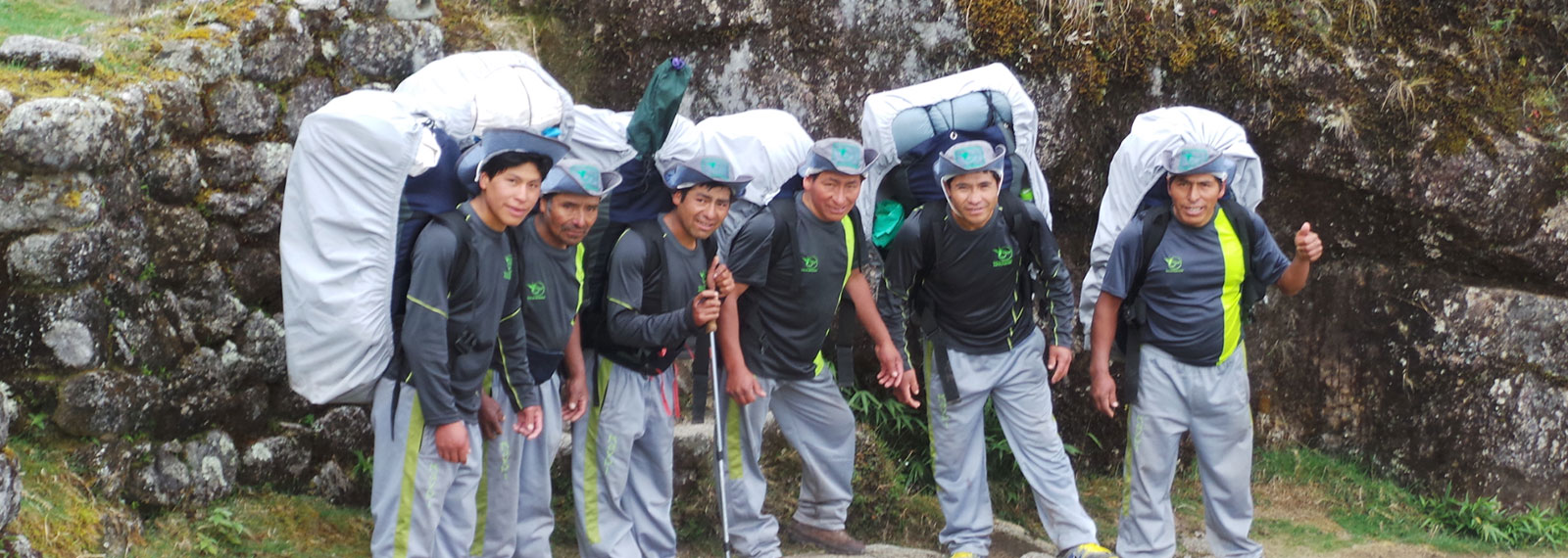 team salkantay hike
