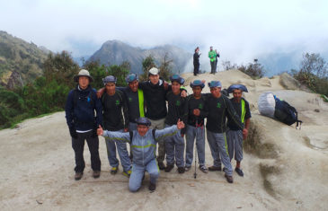 Salkantay classic trek to Machu Picchu 5 days