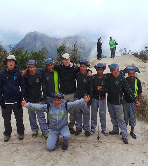 Salkantay classic trek to Machu Picchu 5 days