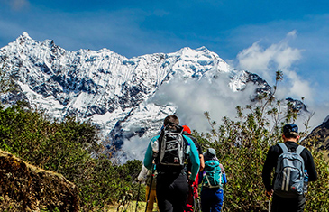 Short Salkantay Hike  4 days – 3 nights