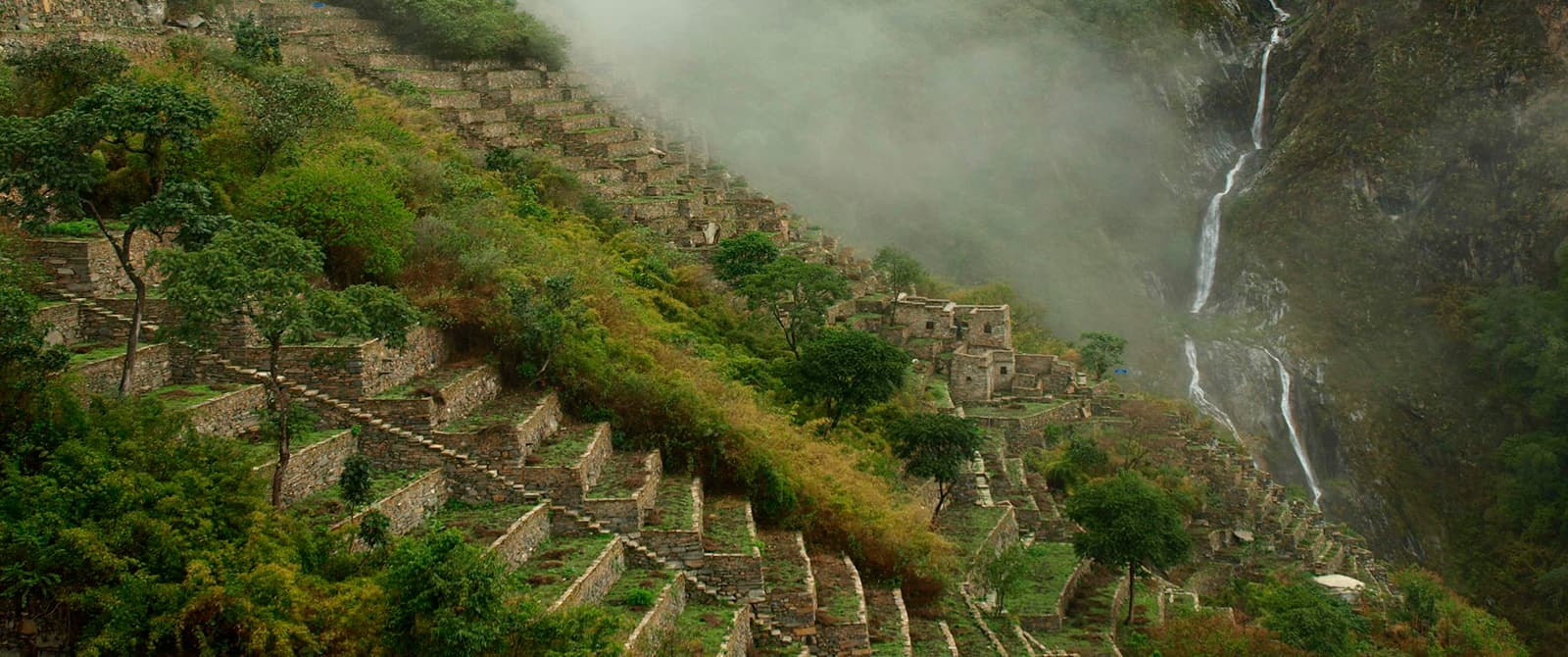 the lost city of the incas choquequirao