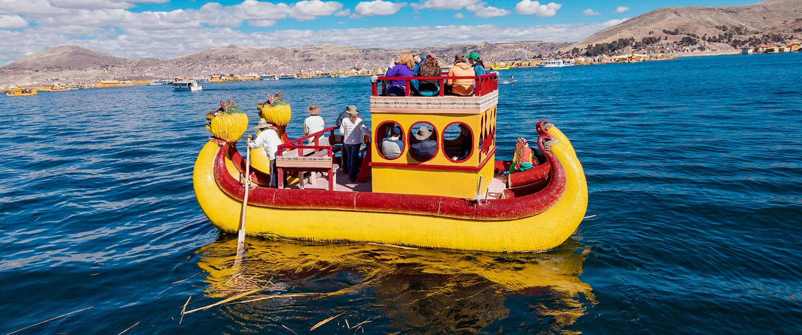 the titicaca lake tour all included