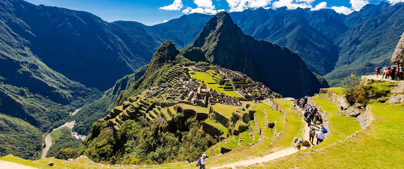 machu picchu archeological complex