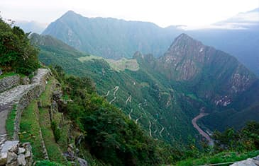 Machu Picchu trek by inca trail 5 days