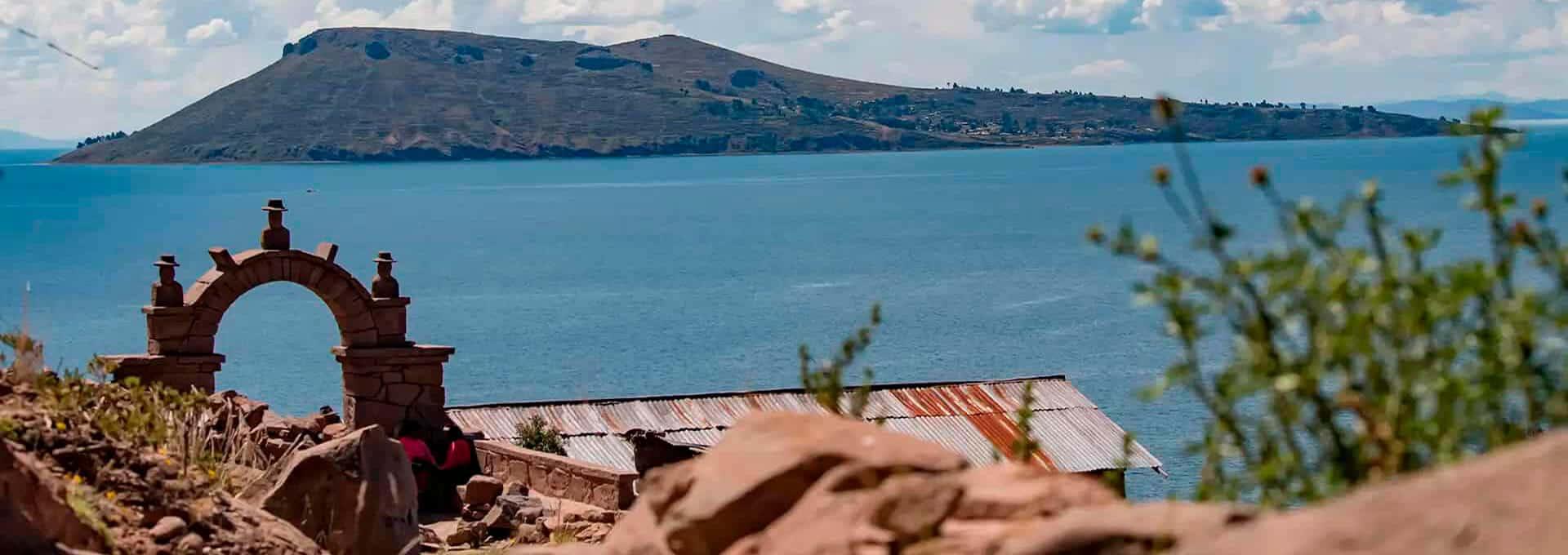 Lago titicaca Amantani