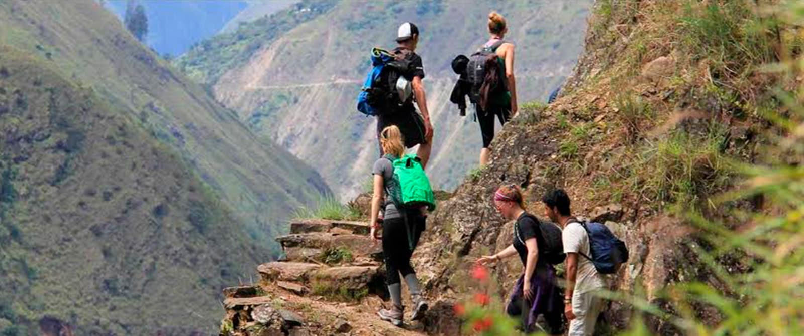 inca jungle treking