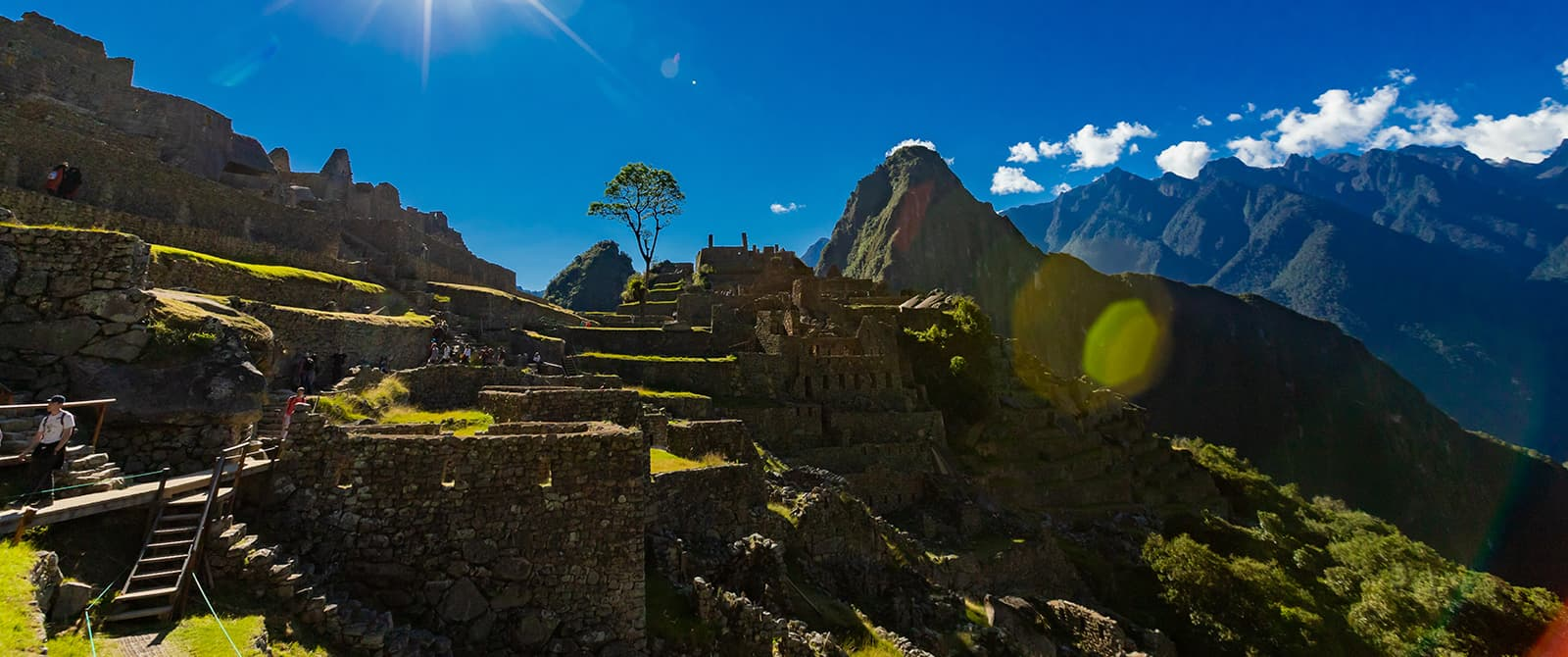 Machu Picchu - World Heritage Site