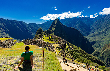 Machu picchu tour by train 2 days