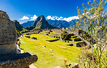 Machu Picchu full day tour by train
