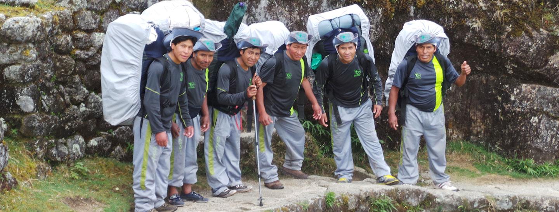inca trail porters kaypi