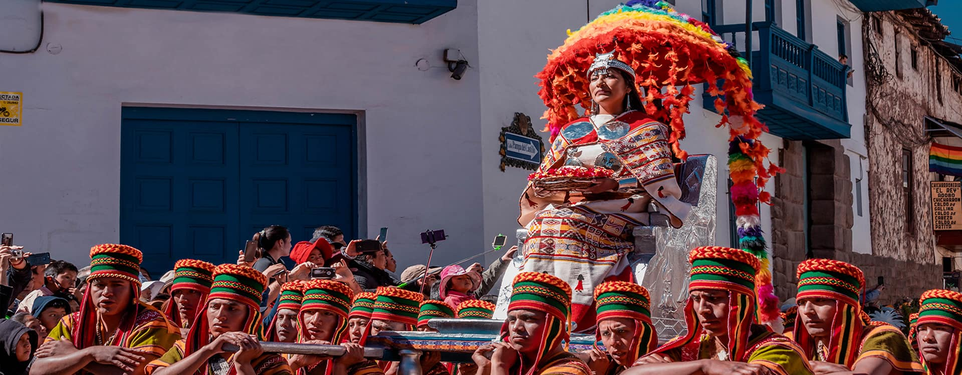 tours in cusco and intirraymi important event
