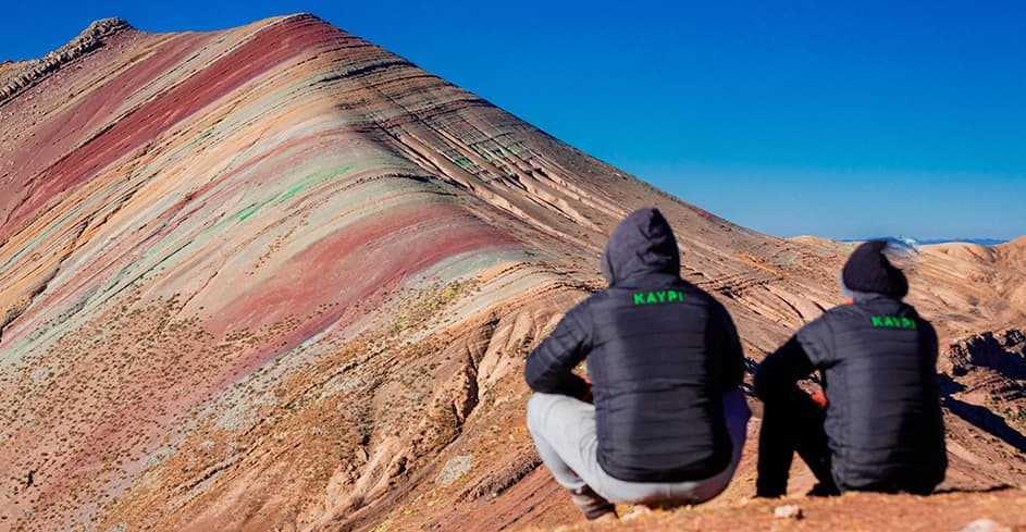 The Rainbow Mountains Palcoyo vs Vinicunca